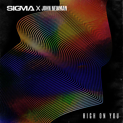 Sigma, John Newman - High On You (Packsh