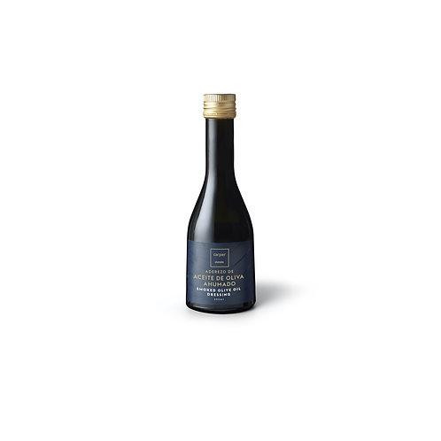 Olivenöl geräuchert