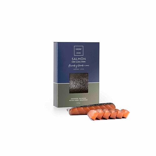Lachsrückenfilet mit Nori-Alge 150 g