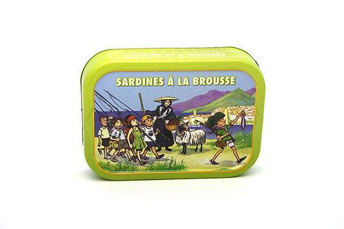 """Sardinen """"à la Brousse"""""""
