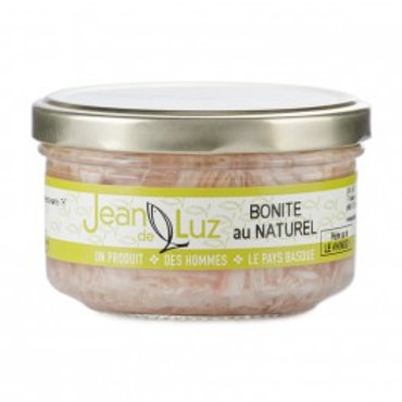 "Thunfischfilet Bonito in Glas ""Naturel"" 140g JeandeLuz"