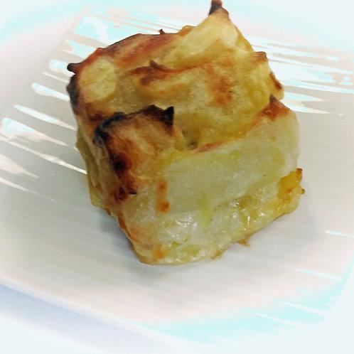 Kartoffelgratin mini