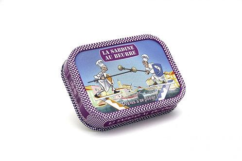 Sardinen mit Butter und Thymian zum Braten