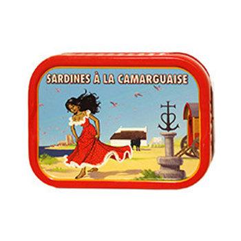 """Sardinen """"à la Camarguaise"""""""