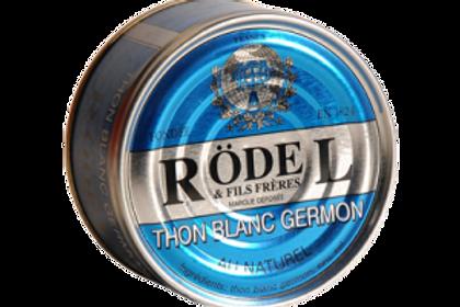 """Weisser Thunfisch """"Germon"""" Naturel 160g Rödel"""