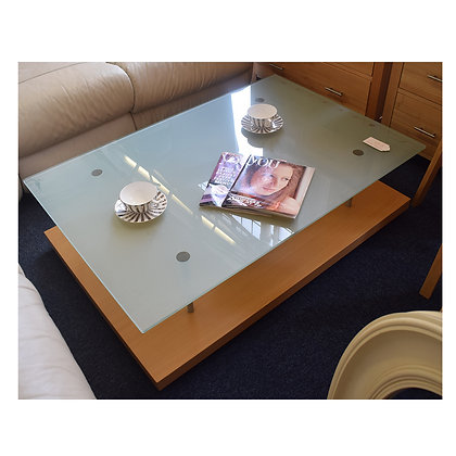 Glass Coffee Table (Ref: 694)