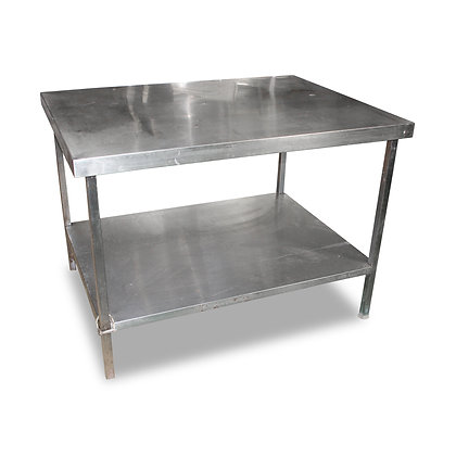 1.2m Stainless Steel Table (SS624)