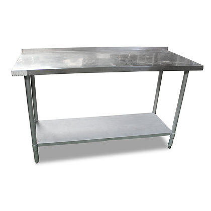 1.5m Stainless Steel Table (SS597)