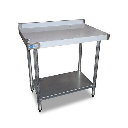 0.9m Stainless Steel Table (SS5172)