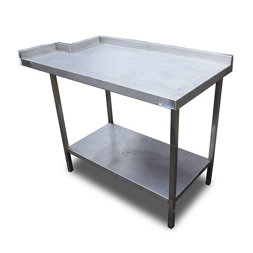 1.3m Stainless Steel Table (SS646)
