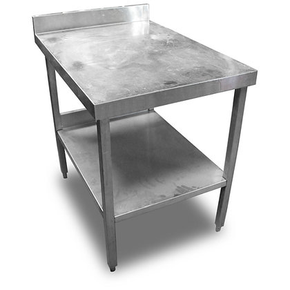 0.55m Low Stainless Steel Table (SS573)