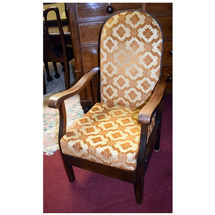 Antique 1940s Reclining Chair Ref: A432