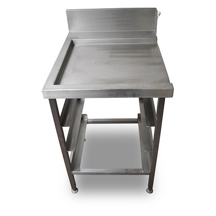 0.6m Stainless Steel Wash Station Bench (SS794)