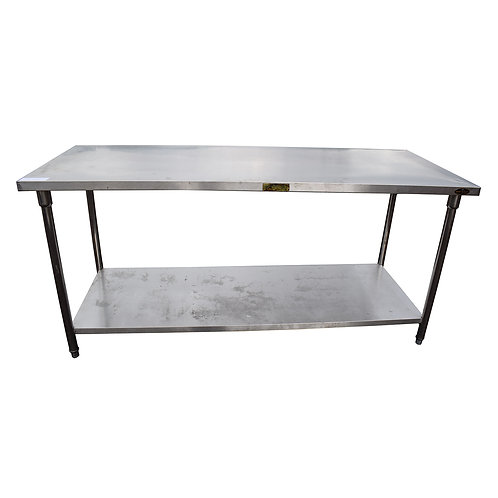 1.8m Stainless Steel Table (SS466)