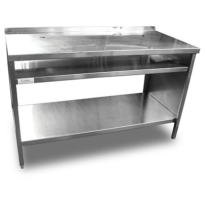 1.4m Stainless Steel Table (SS580)