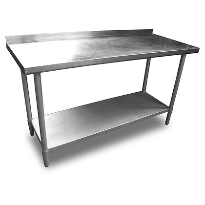 1.5m Stainless Steel Table (SS581)