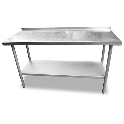 1.5m Stainless Steel Table (SS568)