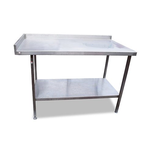 1.3m Stainless Steel Table (SS408)