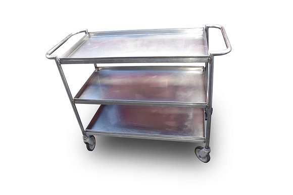 1.1m Stainless Steel Trolley (SS560)