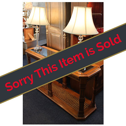 Console Table Ref: 476