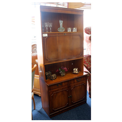 Maple Wall Unit Ref: 242