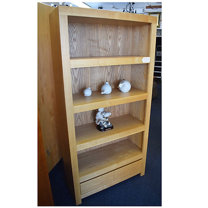 Oak Bookshelves (Ref: 719)