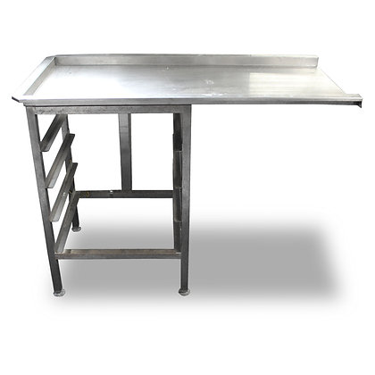 1.2m Dishwasher Table (SS514)