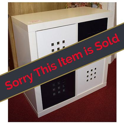 White Storage Box Ref: 569