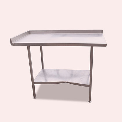 1.2m Stainless Steel Table (SS409)