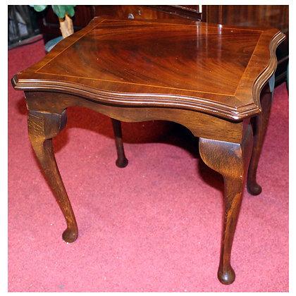 Reproduction Mahogany Lamp Table Table Ref: 487