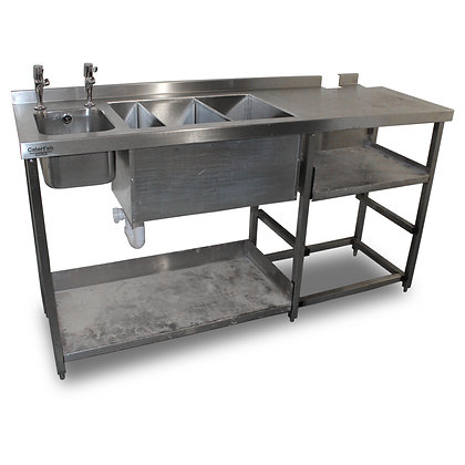 Stainless Steel Bar Sink (SS5030)