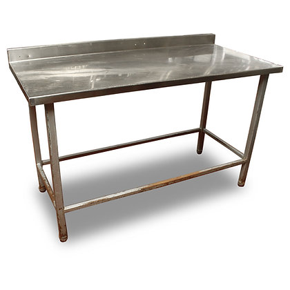 1.5m Stainless Steel Table (SS560)