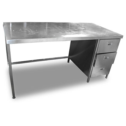 1.8m Stainless Steel Table (SS604)