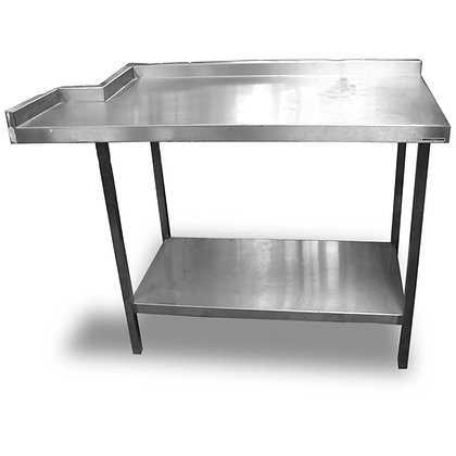 1.3m Stainless Steel Table (SS558)