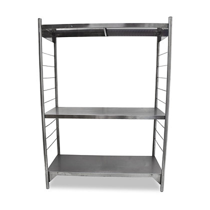 Stainless Steel Shelving Unit (SS176)