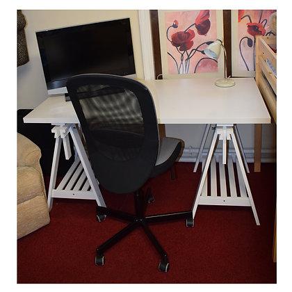 Ikea Desk & Chair Ref: 187
