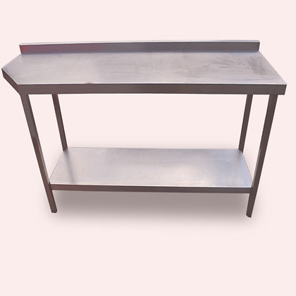 1.4m Stainless Steel Table (SS4789)