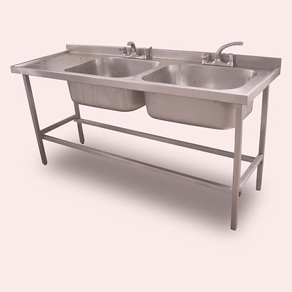 1.8m Stainless Steel Sink (SS812)