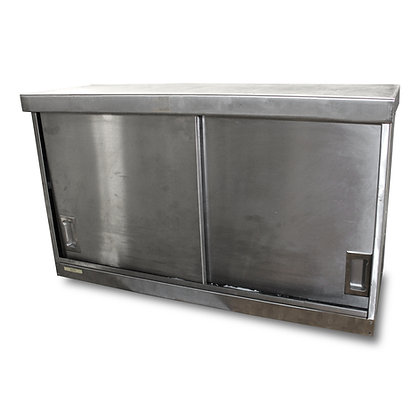 1m Stainless Steel Cupboard (SS614)