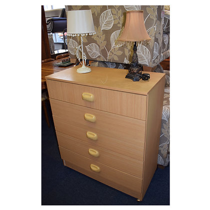 Chest of Drawers Ref: 558