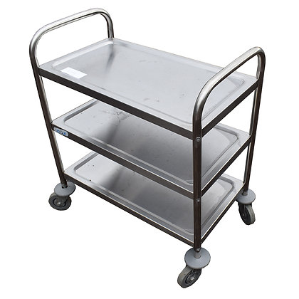 0.7m Stainless Steel Trolley (SS461)