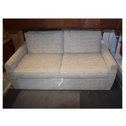 Grey Fabric Sofa Bed (Ref: 712)