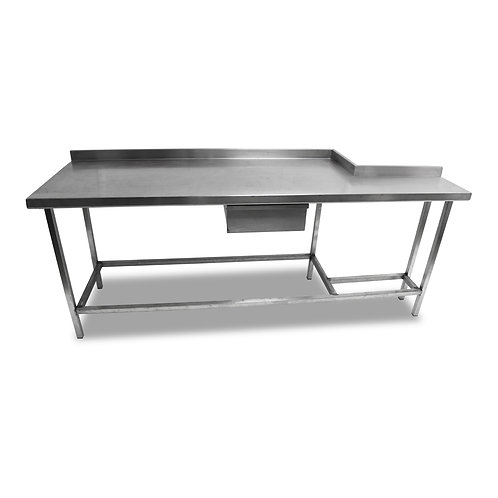 Stainless Steel Bench (SS83)