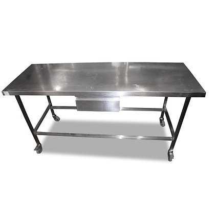 1.8m Stainless Steel Table (SS5149)