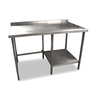 1.35m Stainless Steel Table (SS584)