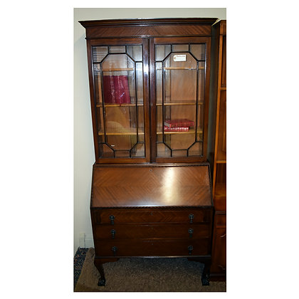 Bureau Bookcase Ref: 286