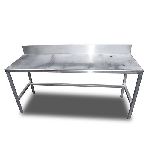 1.8m Stainless Steel Table (SS750)