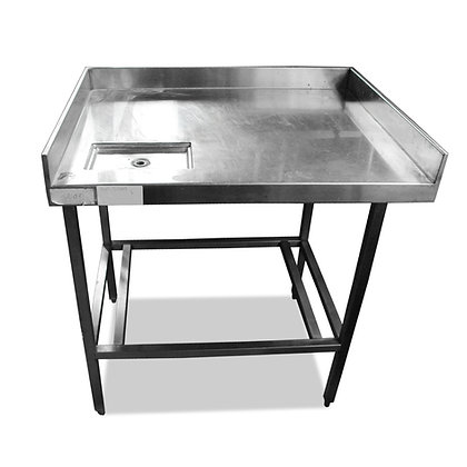 0.9m Stainless Steel Table (SS582)