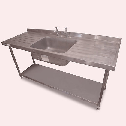 1.8m Stainless Steel Sink (SS5195)