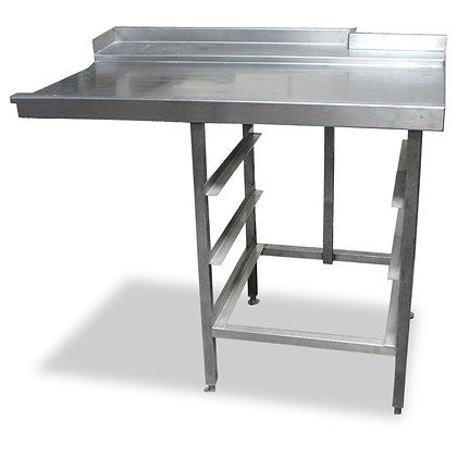 1.2m Stainless Steel Dishwasher Side Table (SS547)